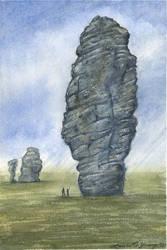 Pillars of Komi