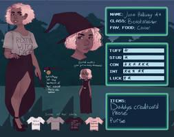 June Halliway app (updated) by kyndilberi