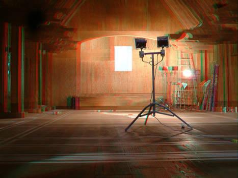 3D set shot