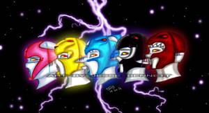 Power Rangers ULTIMATE!!!