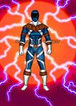 Power rangers Zeo (super zeo blue)
