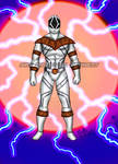 Mighty Morphin Power Rangers Zeo (Super Zeo White)