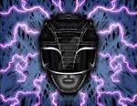 Black Ranger Mighty Morphin Power Rangers