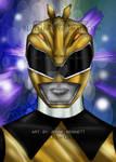 Mighty Morphin Gold Ranger