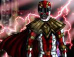Super Legends Red Ranger by blueliberty