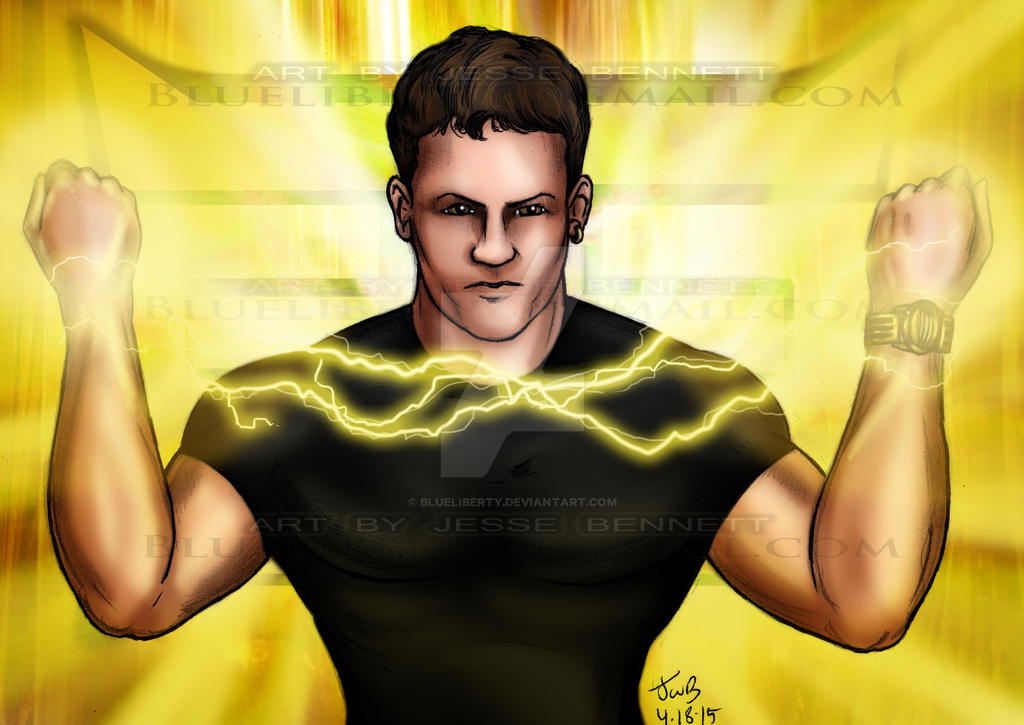 Gold Zeo ranger power up by blueliberty