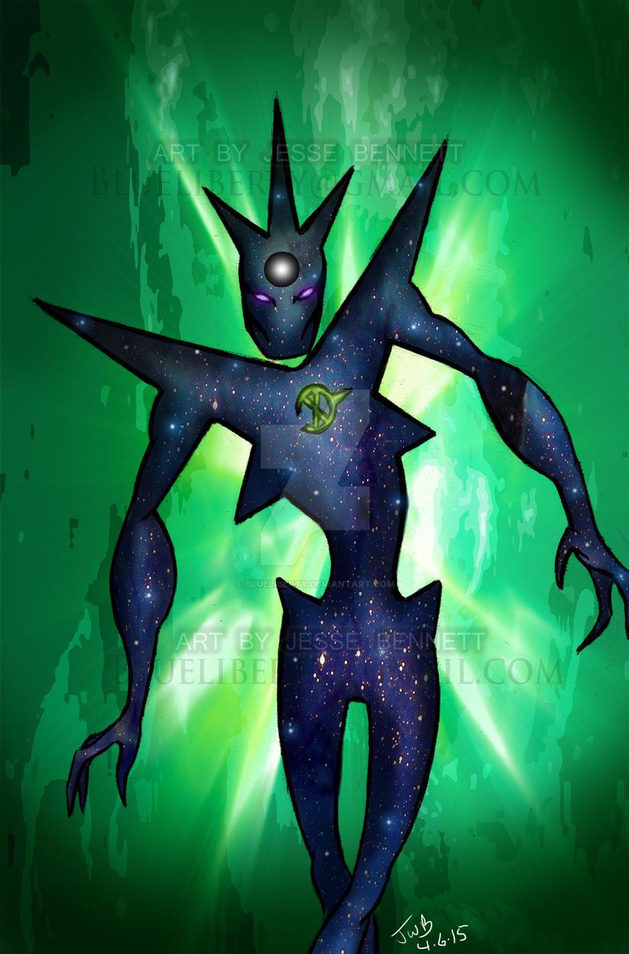 Alien x ben 10 by blueliberty on deviantart - Ben ten alien x ...