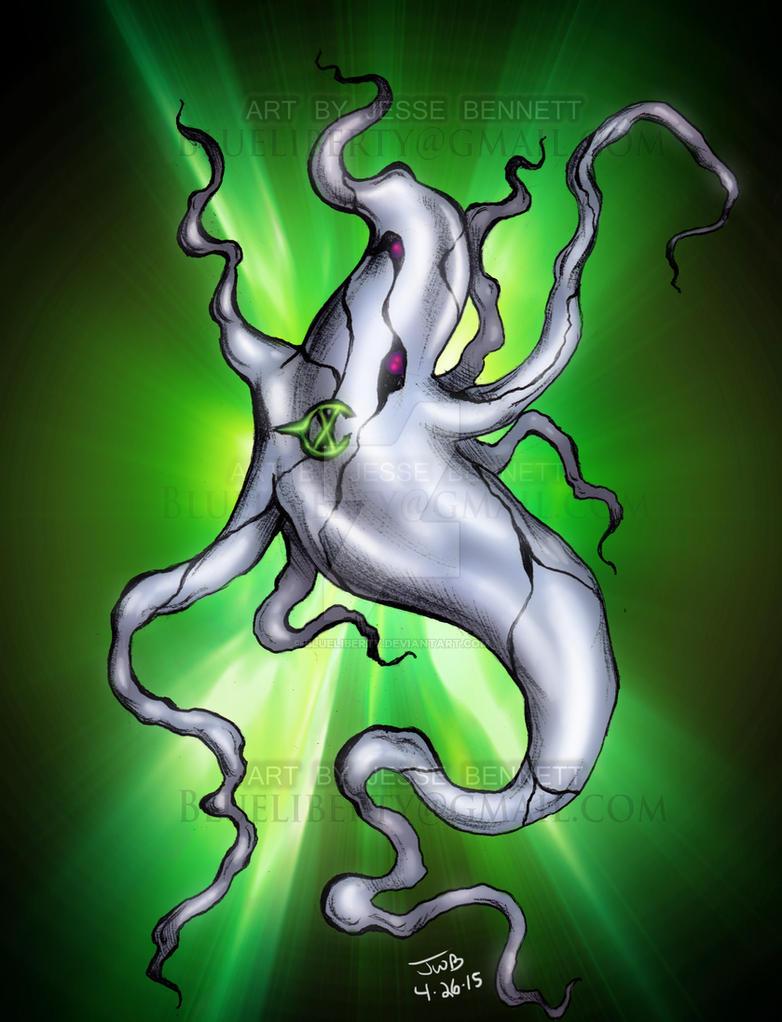 Ghostfreak Ben 10 by blueliberty