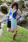Yuna Final Fantasy X-2 Songstress Cosplay by Ichi-Yume-Okashi