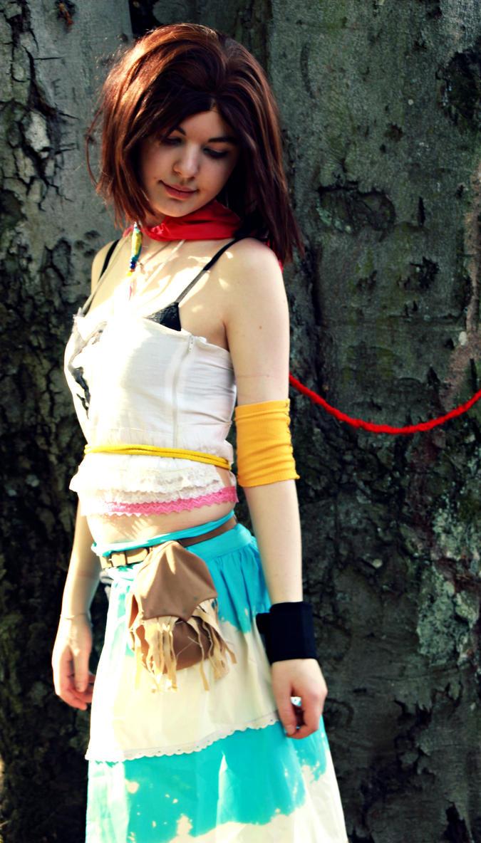 Final Fantasy X-2 - Yuna portrait by Narga-Lifestream