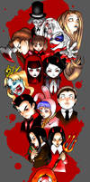 The Living Dead Dolls