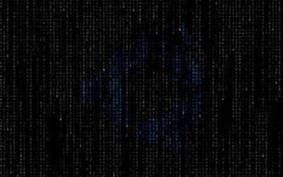 Kubuntu Matrix 1680x1050 by envyouraudience