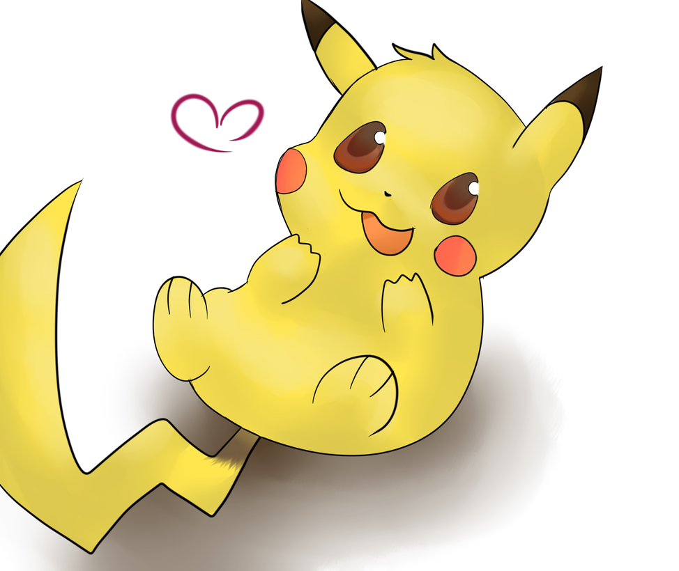 Kawaii pikachu pokemon by saayox3 on deviantart - Kawaii pikachu ...