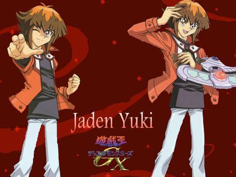 Jaden Yuki desktop