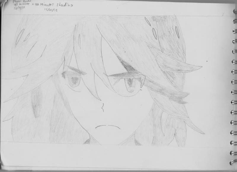 Ryuko Matoi by Jaffa6