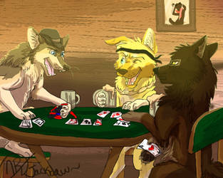 Poker Face by Jackkdaw