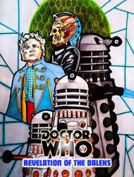 Revelation of the Daleks by ChristopherOwenArt