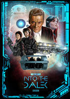 Into The Dalek by ChristopherOwenArt