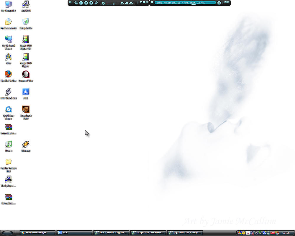 Desktop by Archaleus