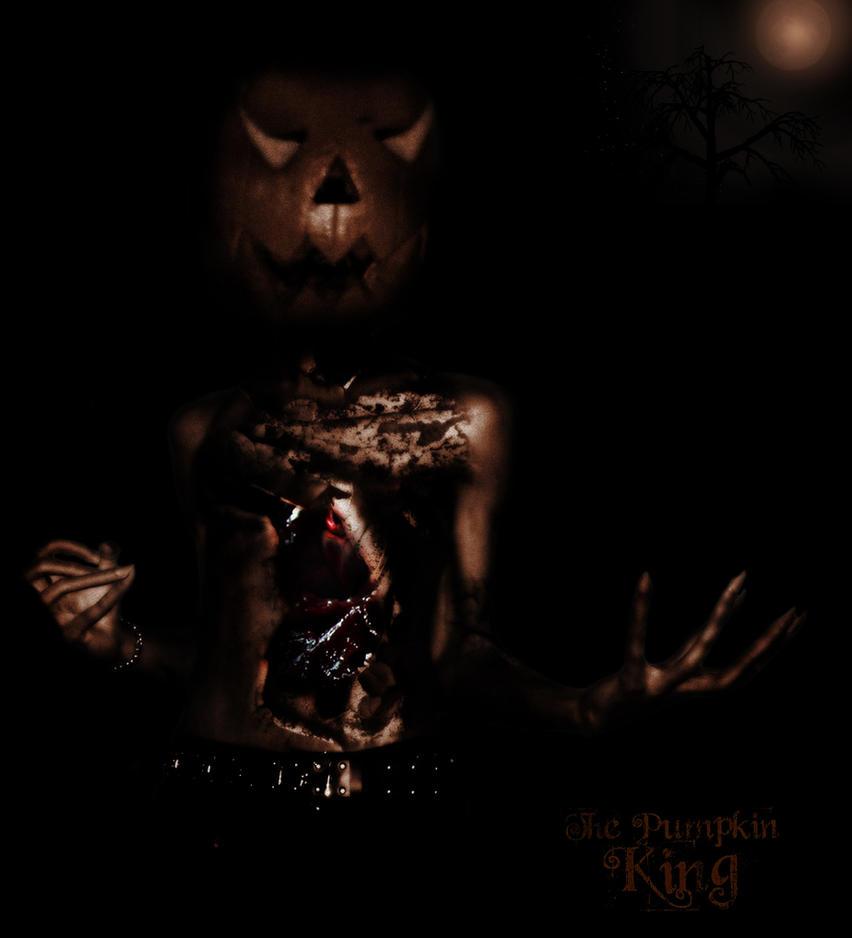 The Pumpkin King by Archaleus