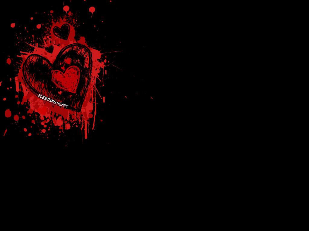 Bleeding Heart by Archaleus