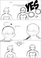 Flirt pg 6 by evilsherbear