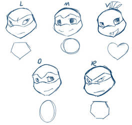 head shapes