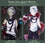 Draw This Again Meme - Santa by Chance-To-Draw