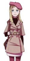 Ace Attorney [Character Design]