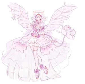 Custom Fysaera - Wedding Veil