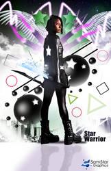 Star Warrior by AwakeningSoul