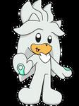Silver Chibi