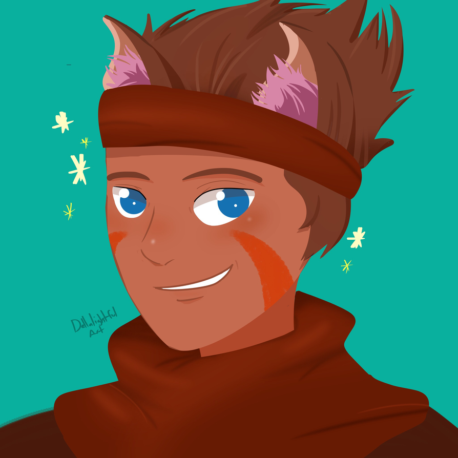 MM Lance by SpookyStrawberry