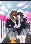 CCS - Sakura, Tomoyo