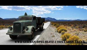 Opel Blitz 3ton Truck
