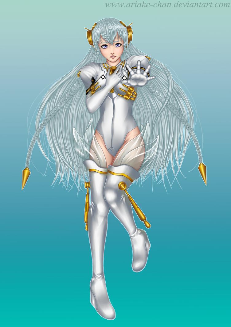Shurelia by Ariake-chan