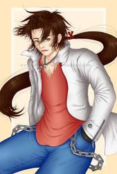 Love's Divine: Kazunari Enoki by Ariake-chan