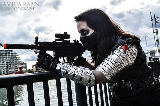 The Winter Soldier/Bucky Barnes (Captain America)