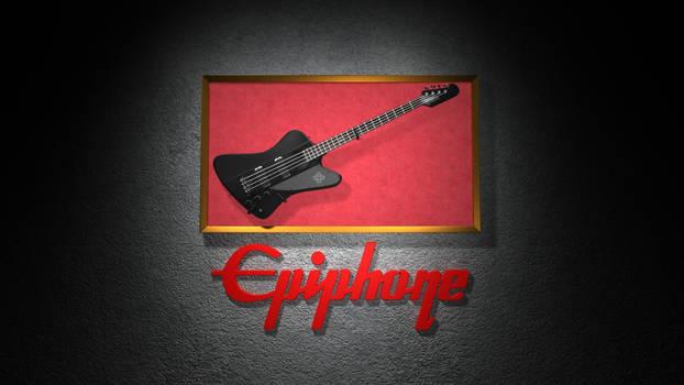 Epiphone Thunderbird Bass