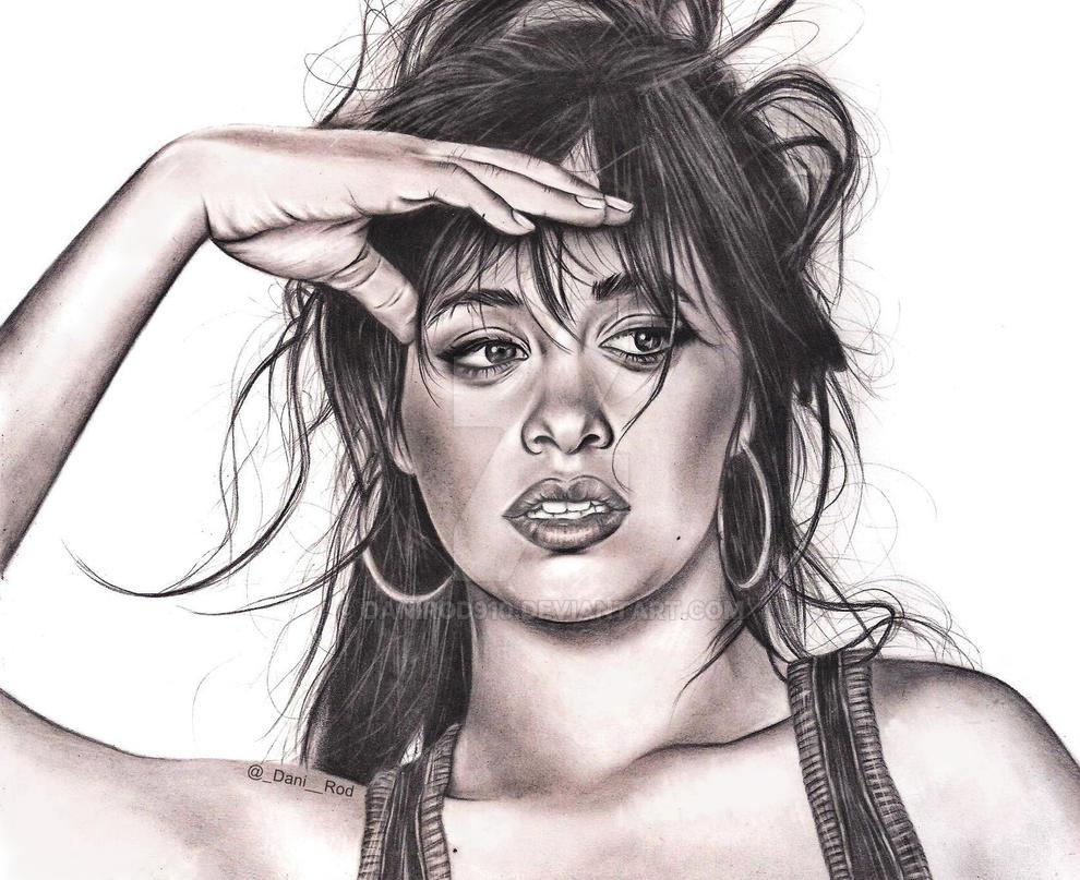 Camila Cabello By Danirod910 On Deviantart