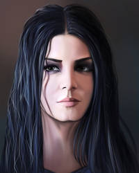 The 100- Octavia Blake (Marie Avgeropoulos) again