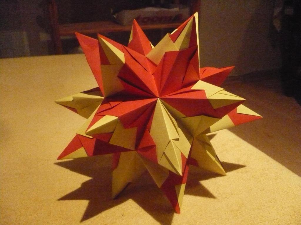 origami bascetta stern by murphyfox on deviantart. Black Bedroom Furniture Sets. Home Design Ideas