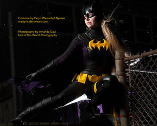 Stephanie Brown - Batgirl - 2 by Arasiyris