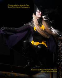 Stephanie Brown - Batgirl - 4 by Arasiyris