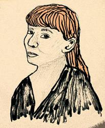 Portrait2 by Mikiel
