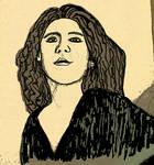 Portrait 3 by Mikiel