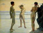 nude beach photoshop manip 2 by Mikiel