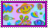 90's stickers   F2U by kaito6loves