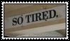 tired | F2U