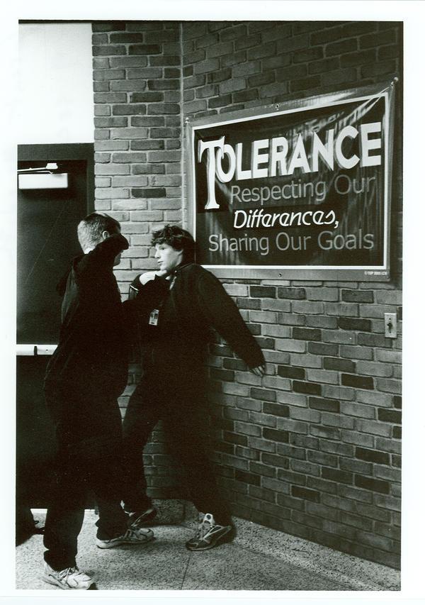 Tolerance by XianMu